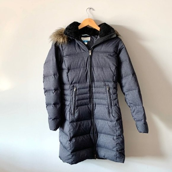 Columbia | Mid-lengh Down Filled Winter Coat